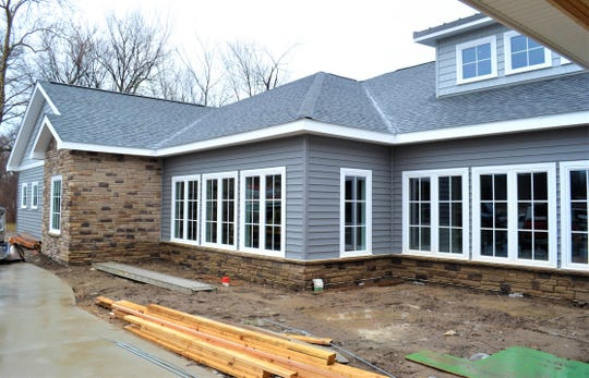 Construction is underway for Otterbein's second small house in Marblehead, Cornerstone Cottage. While the first small house was available for short rehab stays, the second will home to seniors needing long-term skilled nursing care or advanced memory support.