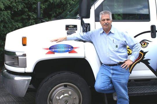 John Bailey, president of Bailey Coach