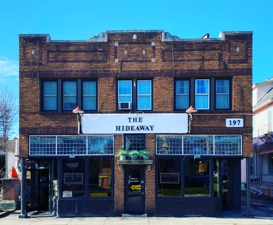 The Hideaway is at 197 Park Ave. in Rochester.