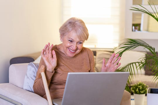 There are many ways to show seniors you care during the coronavirus pandemic.