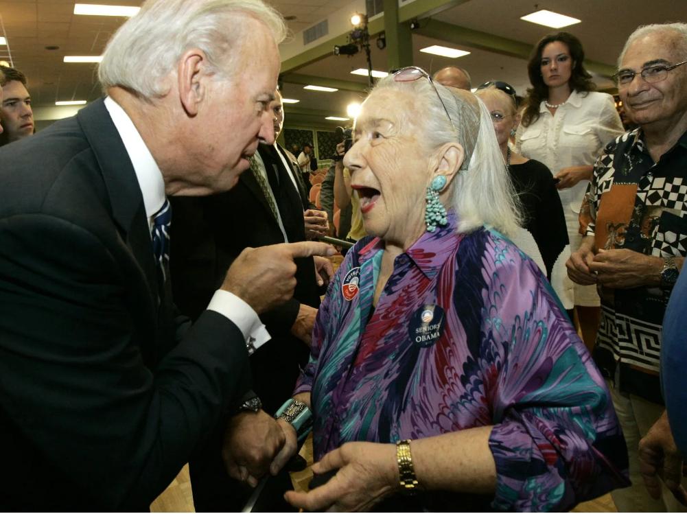 Fact check: No, Joe Biden did not put a gun in a woman s mouth in Wisconsin