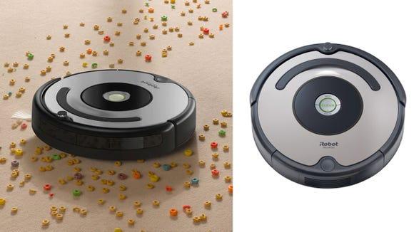 The iRobot Roomba has leveled up.