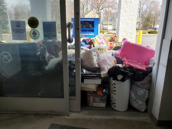 """""""Donation dumping"""" is a huge problem at Goodwill stores right now."""
