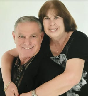 Stuart and Adrian Baker of Boynton Beach, who had been married for 51 years, died last week just sx minutes apart from complications of coronavirus.