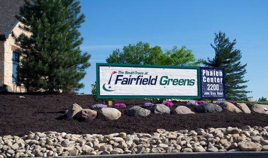 Fairfield is reopening The South Trace at Fairfield Greens with limited hours and rules about social distancing.
