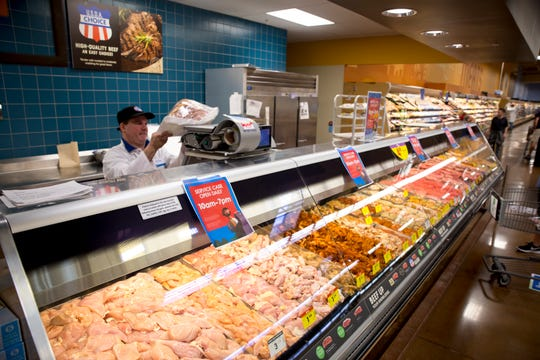 Kroger, the nation's largest supermarket chain, is temporarily limiting the number of meat purchases customers can make.