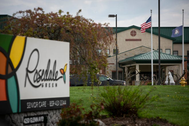 Rosedale Green is a senior care facility at 4250 Glenn Ave, in Covington.