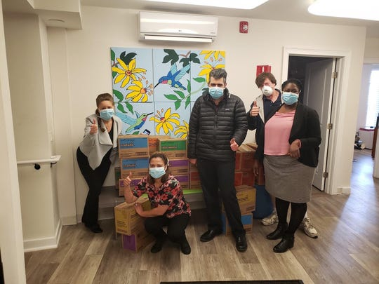 Thousands of Girl Scout cookies have been donated to area hospitals since the COVID-19 crisis began. The cookies come from Girl Scouts Heart of New Jersey (GSHNJ), which is eager to be creative during these challenging times to express appreciation to those on the front lines.