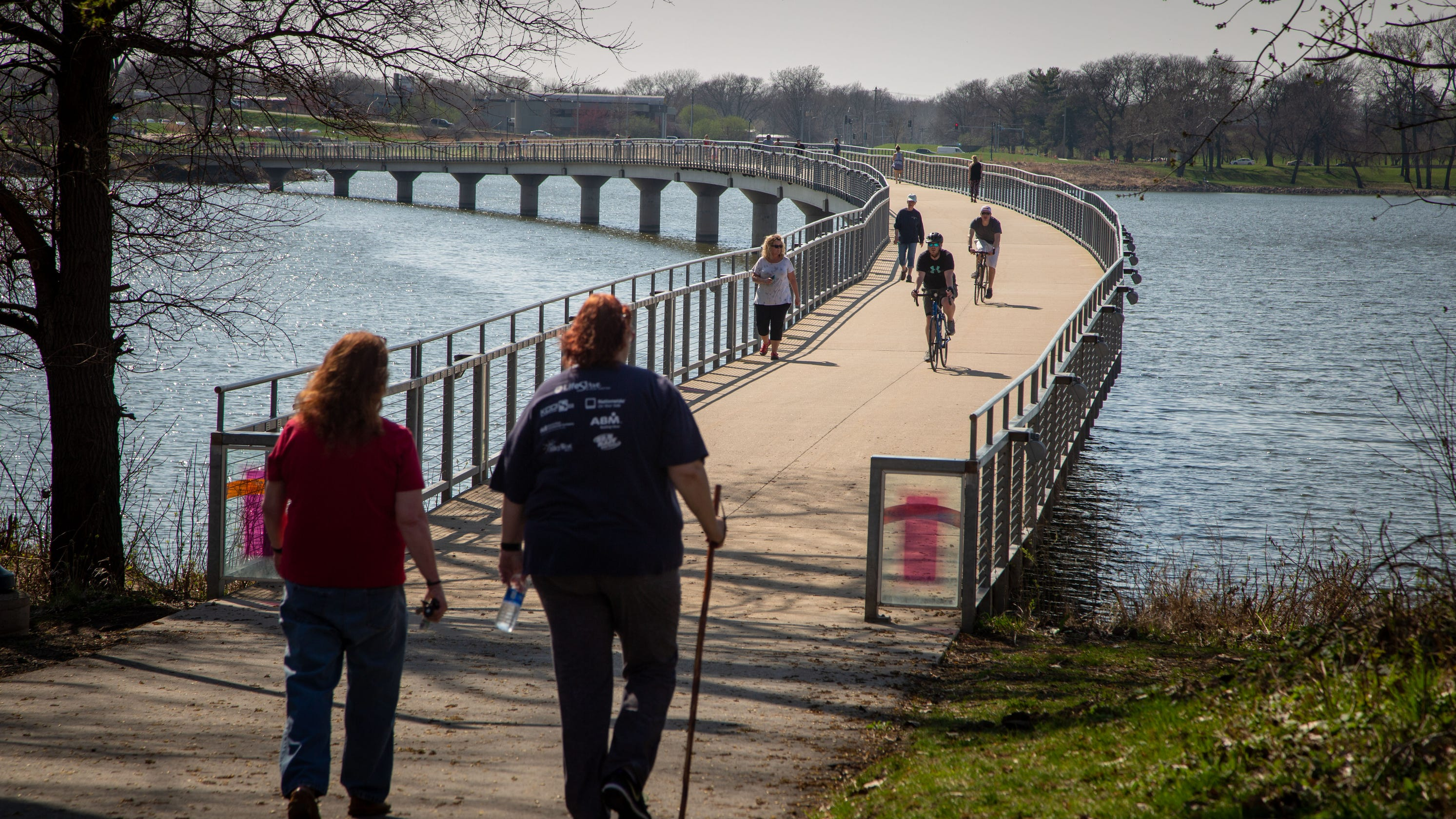 Des Moines Parks and Recreation recognized as finalist for national award