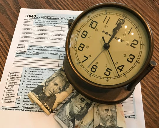The clock is ticking closer to the July 15 income tax deadline. The coronavirus pandemic drove officials to make a one-time change and offer people a chance to file in July instead of April 15.