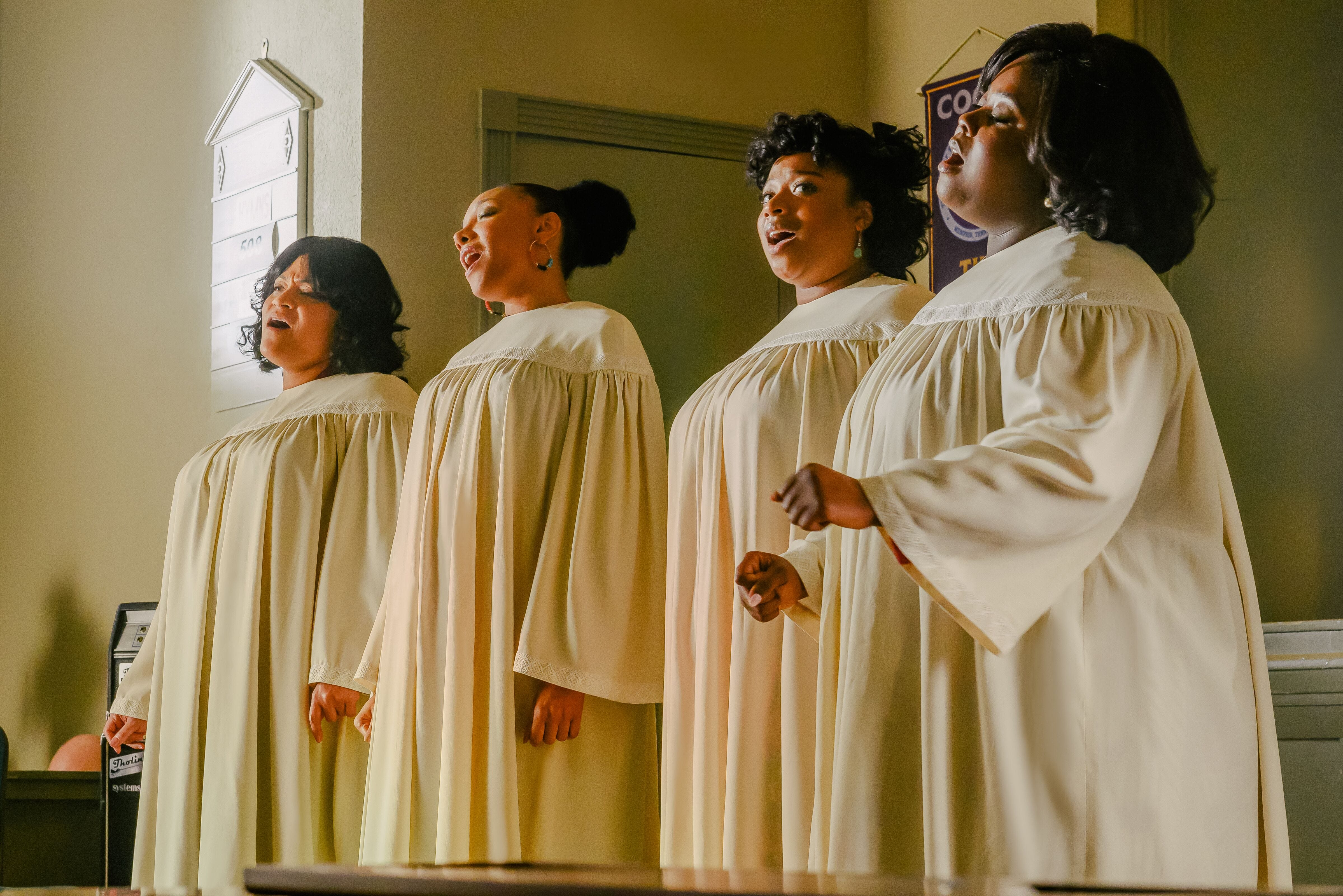 Spirit of Detroit shines through in Lifetime movie about gospel group the Clark Sisters