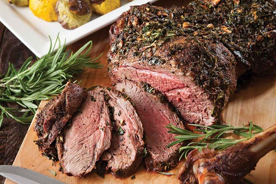 Paesano Restaurant in Ann Arbor is offering carryout Easter feasts including leg of lamb dinners for $20 per person.