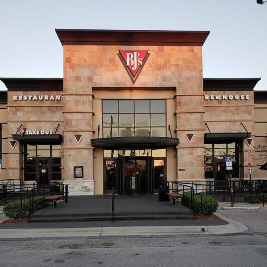 BJ's Restaurants, a chain that operates in 29 states, is laying off laid off about 16,000 workers.