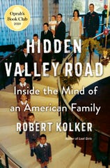 """Robert Kolker's """"Hidden Valley Road."""""""