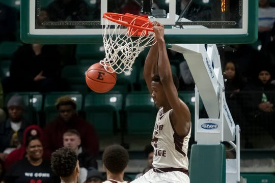 Forward Legend Geeter averaged 16 points, 10 rebounds and two blocks to lead River Rouge to a 20-1 record and No. 1 ranking in The News Super 20.