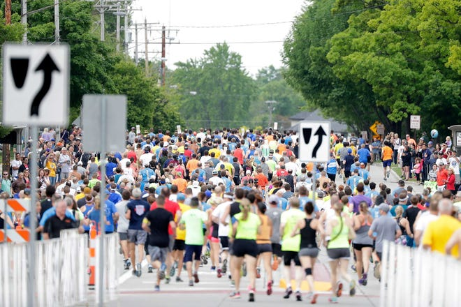 The Bellin Run is one of the largest 10K timed races in the country.