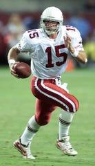 Former NFL quarterback Chris Greisen has been named the new West De Pere football coach.
