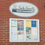 The Toole County Health Department in Shelby.