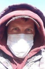 Dairy farmer Joshua Roos of Polk County is recovering from Coronavirus