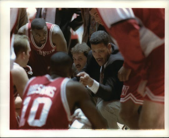 Stu Jackson led Wisconsin to the 1994 NCAA Tournament nearly 50 years after the Badgers last had been.