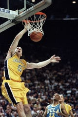 Jason Kidd became the second pick in the 1994 NBA draft.