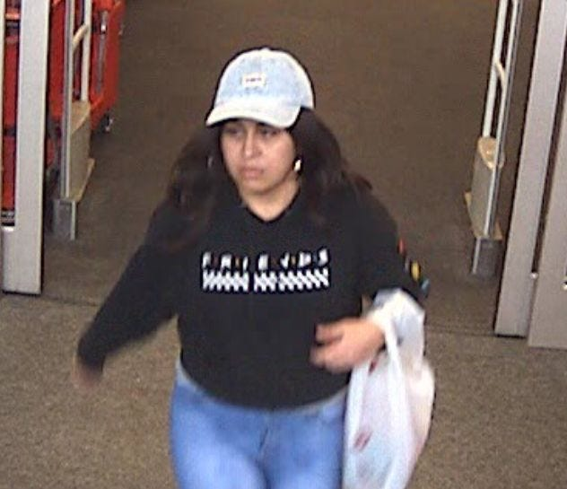 This woman is wanted in connection to a vehicle break-in in Prattville.