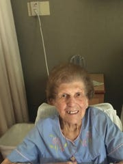 Glen Rock Lucy Sarappo died on March 30 at the age of 98.