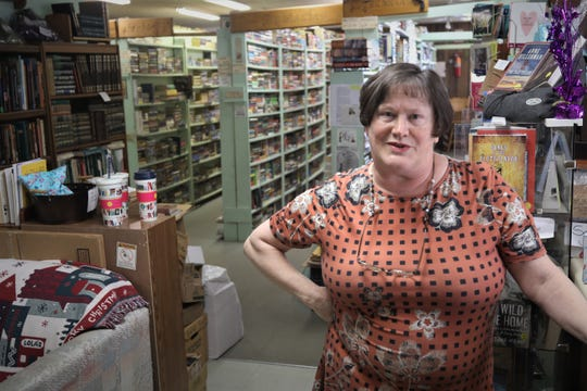 Amy Henkenius' Amy's Bookcase recently marked its 40th year in business and has found a new way to reach customers despite the coronavirus shutdown.