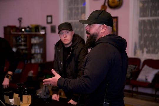 Brandon Alvis and Daryl Marston discuss their paranormal investigation of Clifton, Arizona in 'Ghost Hunters.'