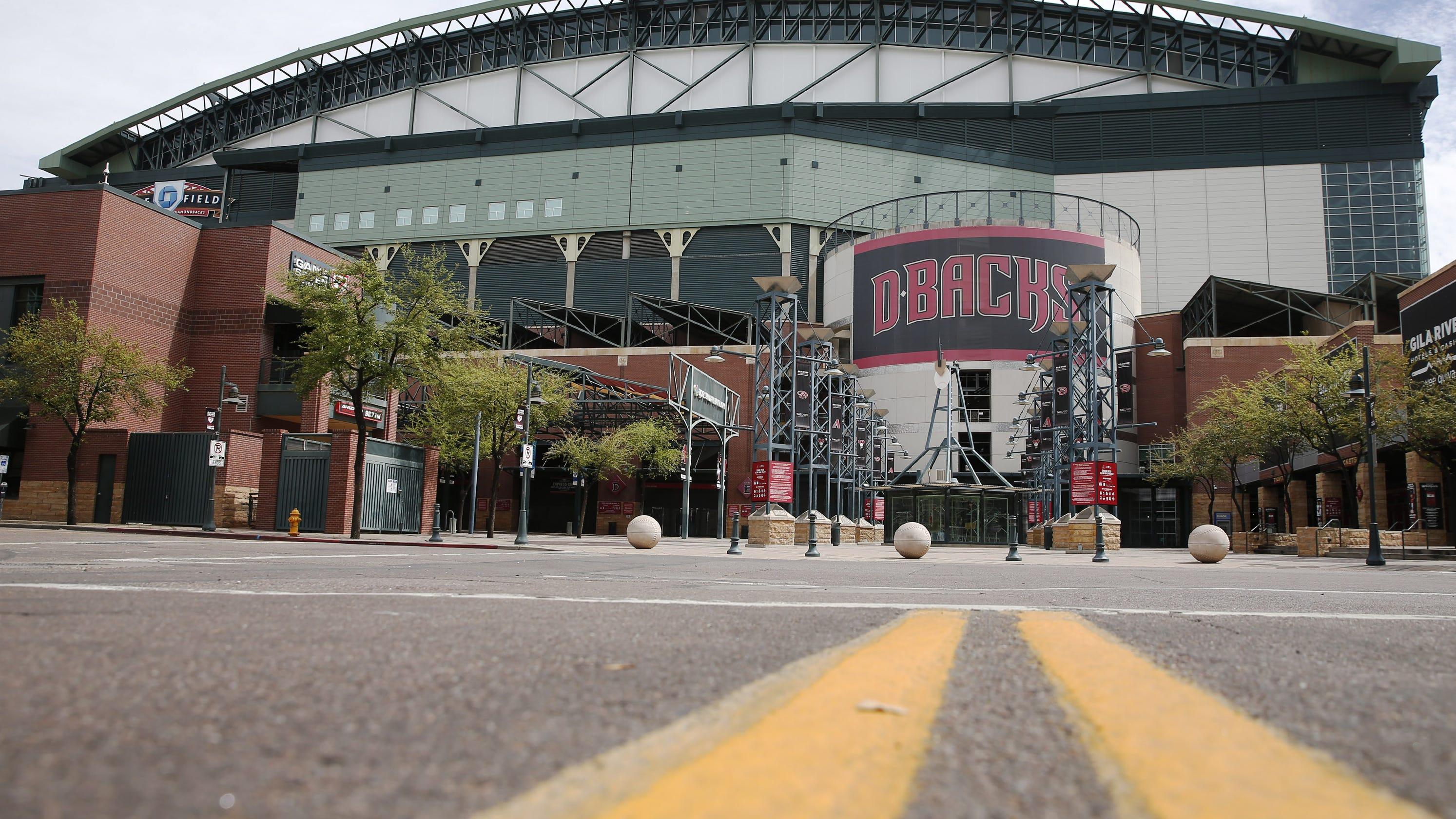 MLB considering playing entire 2020 baseball season in Arizona