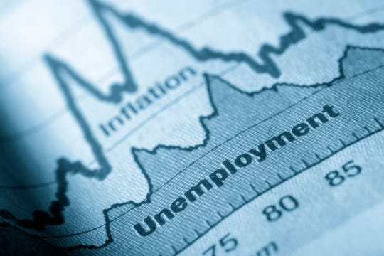 At least 4,400 people in Crawford County are unemployed, according to data released Wednesday.