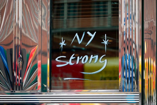 New York Strong.