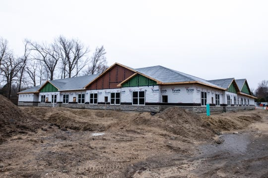 An expansion that was expected to nearly double the number of available rooms at Lakeshore Woods was expected to be completed around this time, but due to the coronavirus pandemic, work has come to a standstill.