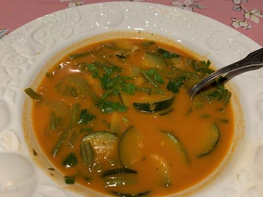 Tasty Bieler soup