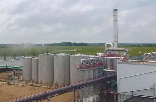 The Redfield Energy ethanol plant is producing and storing ethanol on site and in tanker cars in the hope that the demand for gasoline will increase once the COVID-19 pandemic subsides and the market for ethanol improves.