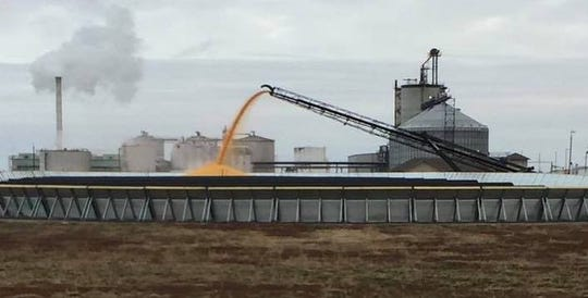 The Redfield Energy ethanol plant in Redfield, S.D., is operating at 75% capacity due to ongoing market headwinds and a low demand for ethanol-infused gasoline across the world brought on by the COVID-19 pandemic.