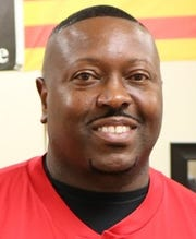 Armando Johnson is a Spanish instructor at Central High School named 2020-2021 Teacher of the Year by Springfield Public Schools on Wednesday, April 29, 2020