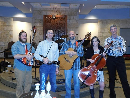 Bagels and Biscuits will perform six feet apart and it will all be live-streamed on Facebook Live for the  Temple Israel Passover service.