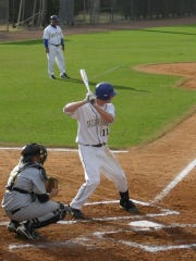 Former Lincoln pitcher Matt Heckroth also played at Tallahassee Community College.