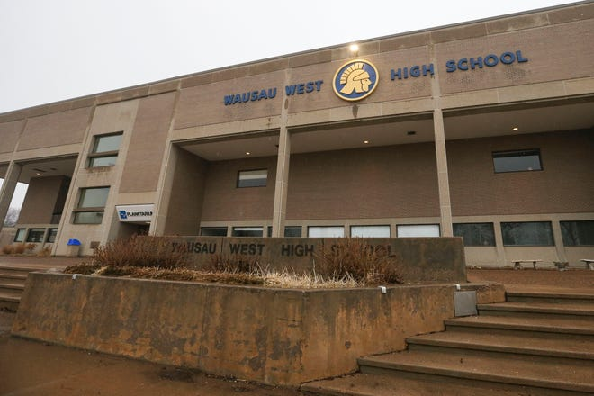 on Wednesday, March 25, 2020, at the Wausau West High School in Wausau, Wis. Tork Mason/USA TODAY NETWORK-Wisconsin