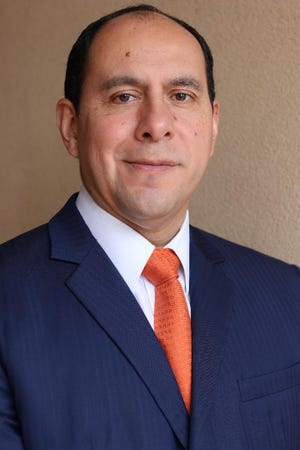 Dr. Martin Camacho, dean of Fine Arts at Midwestern State University since 2014, will leave MSU at the end of the Spring semester to become dean of the College of Liberal and Fine Arts at the University of Texas at San Antonio.