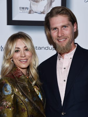 "Kaley Cuoco and her husband, equestrian Karl Cook, moved into their new home together when the pandemic shut down production of HBO Max's ""The Flight Attendant"" in March."