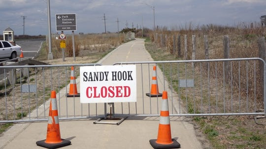 The National Park Service closed Sandy Hook on April 8, 2020 until further notice due to concerns amid the COVID-19 public health emergency