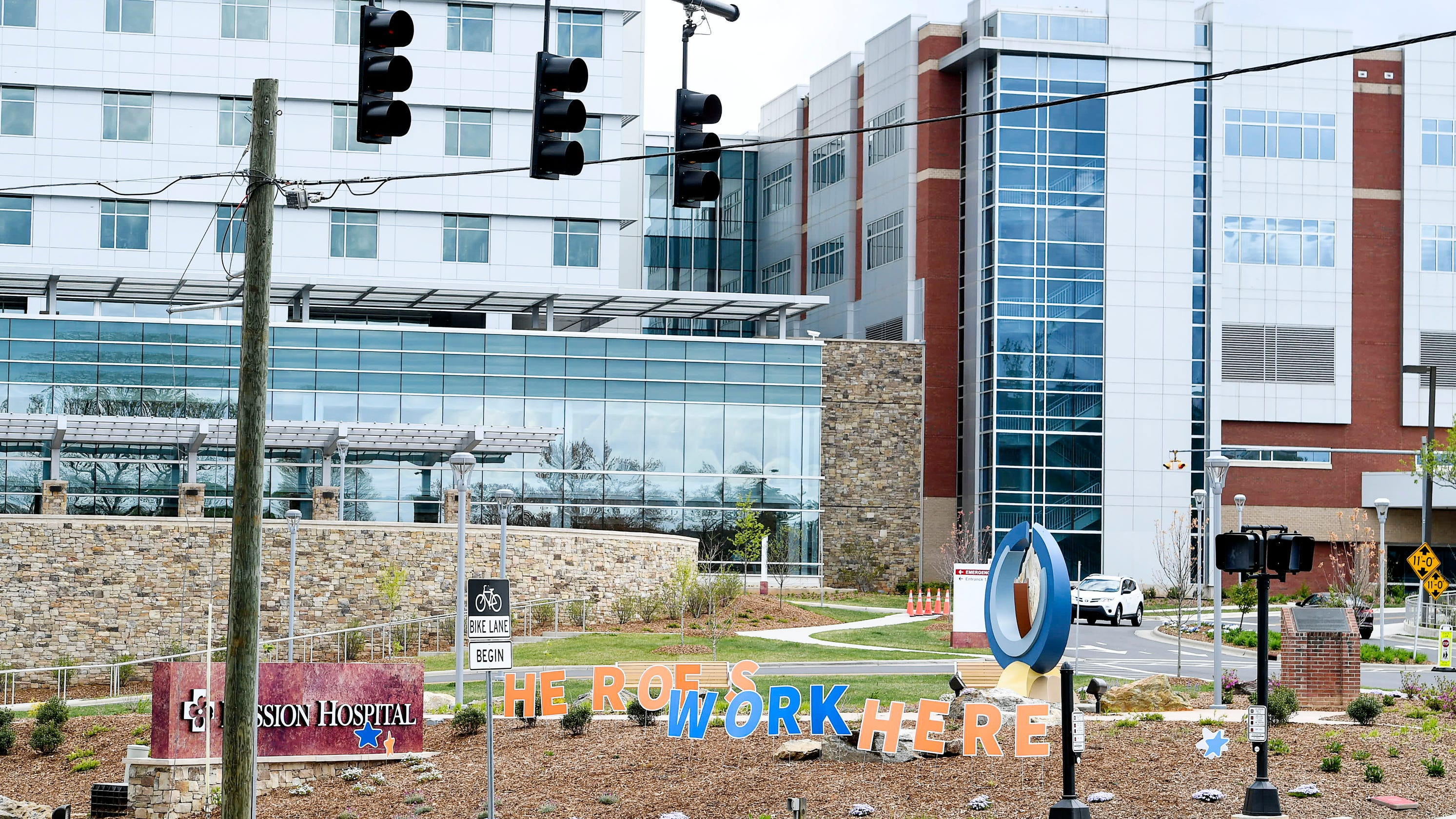 Mission Health hits new high in COVID-19 hospitalizations as NC breaks record for 7th day in a row