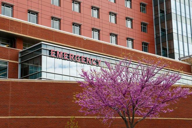 Mission Hospital April 8, 2020.