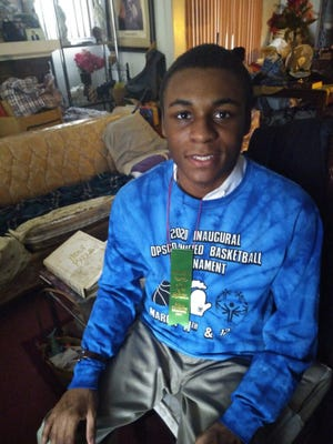 Giovanni Warrior, a 17-year-old with autism and schizophrenia, lives with his mother and sister and relies on the routine of going to high school in Detroit.