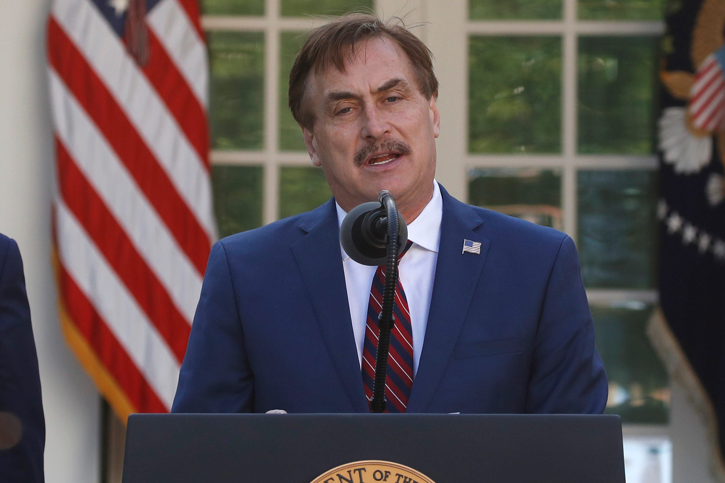 Dominion Voting Systems sues 'MyPillow Guy' for $1.3 billion 2