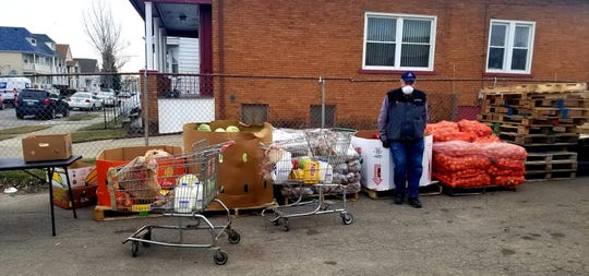 Friendship House in Hamtramck isremaining open with the help of online donations so families in the city can access an emergency food bank.