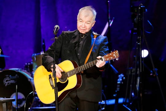 John Prine died Tuesday from complications of the coronavirus. He was 73.