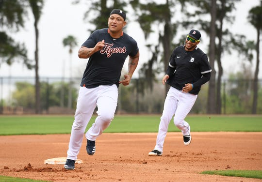 Miguel Cabrera and the rest of the Tigers might find the summer heat in the desert a bit oppressive.